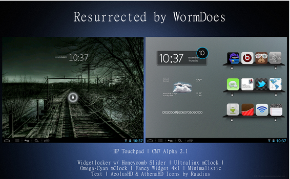Resurrected by WormDoes