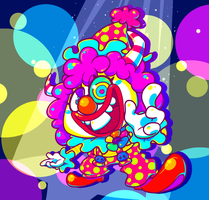 C C C CANDY THE CLOWN by Momogirl