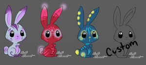 Adopt Bunnies by Rdy2Adopt
