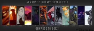 Art Summary 2011 by KanuTGL