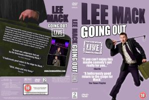 Lee Mack Going Out Live by BrotherTutBar
