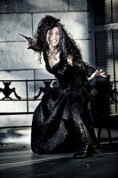 Bellatrix in Sleepy Hollow 3 by JustBetsyCostumes