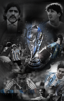 world cup to argentina by WALIDINHOOO