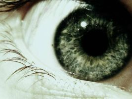 look into my eye by Saromir