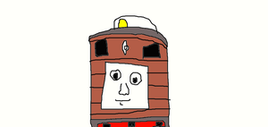 Toby the Tram Engine by Simpsonsfanatic33