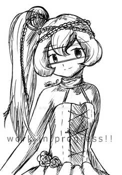 (WIP) Guess who? by Fario-P