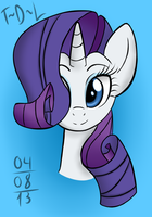 Rarity by Tails-Doll-Lover