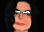 older michael painting by TheRealSexyKate