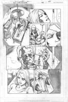 RAVAGER p.2 page 3 pencils by Cinar