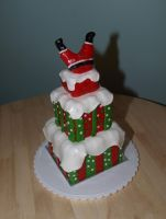 Christmas Cake view1 by reenaj