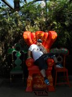 Me at Disneyland Paris 07 2010 by S-p-i-t-f-i-r-e