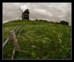 Windmill by Alexandra35