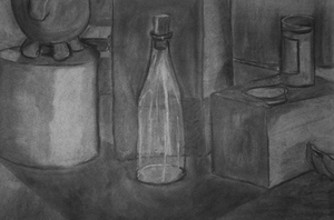 charcoal still life 1 by Rachel1987