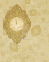 Thirteenth Hour Parchment by thedustyphoenix