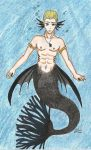 APH - German Merman by Lukusta