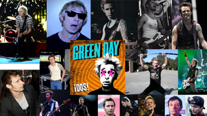 Mike Dirnt Dos! Wallpaper by 15CrashBandicoot15