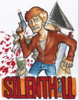 Silent Hill: Pewdie Style by TheTinyTaco
