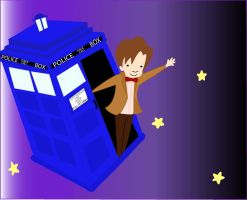 The Doctor by HeadlessLucy