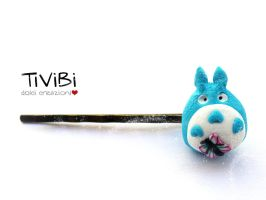 Totoro Hairpin. Not as bad as it seems! by tivibi