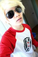 Homestuck || coolkid selfie by serkets