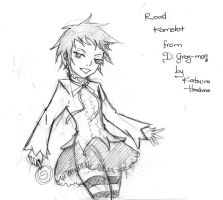 Road Kamelot by TheGrayWitch