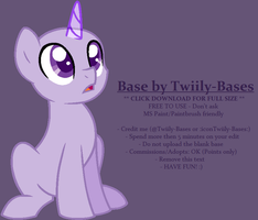 MLP Base 352 by Twiily-Bases