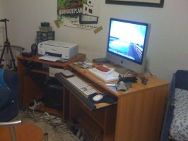 Provisional Mac Setup by MightyDargor