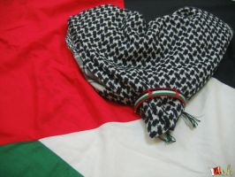 For Palestine 4 by iAiisha