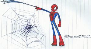 The Amazing Spiderman by sgste