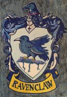 The Wise Crest of Ravenclaw by rickgrimes923