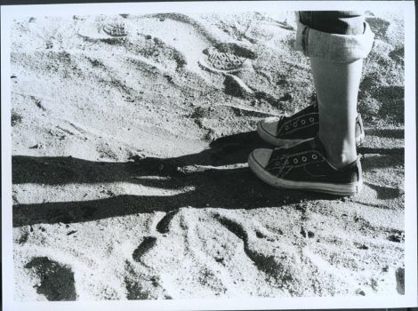 Shoe Shadow by Hobbes1992