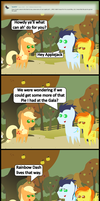 Ask Honest Applejack 28 by bronybyexception