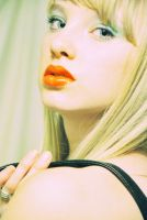 Coral Lips by RetroRae