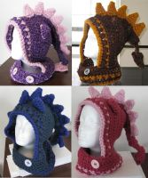 Dragon Hoods by coincollect408