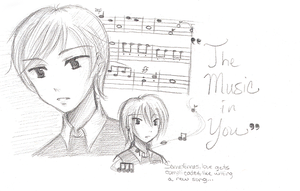 The Music in You-KyuSung by YeSungBiased