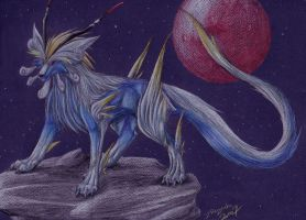 Fenrir by DRagonka
