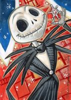 Jack Skellington by danidraws