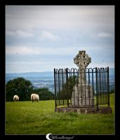 Ireland - Hill of Tara by Mondkringel