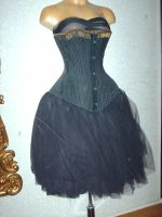corset dress by WiccanSilver
