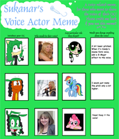 Voice Meme by CandytheHedgebatcat9