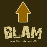 BLAM T-shirt Entry 2 by Not-Quite-Normal