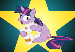 The Star In Yellow by Blueshift2k5
