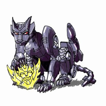 One Rodimus star for being Ships Cat by nukerat
