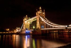 London, England's Tower Bridge 4 the Olympics Pt 2 by RichardNohs
