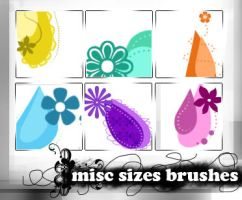 brushes 003 by ffyunie