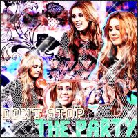 Don't stop the party Blend (MC) by Melchulittlegirl