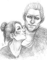 Serenity Cadash and Cullen by Vicdin
