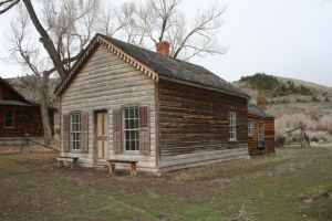 Bannack Ghost Town 246 by Falln-Stock
