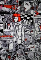 Holden Caulfield - Catcher by pebbled