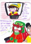 SP: Cartman Finds Love by Allisuu